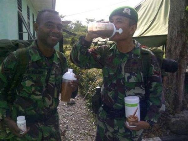 Army-on-Herbalife