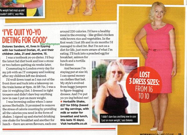 Dolores-woman-magazine