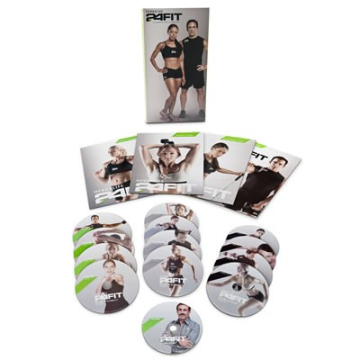 Herbalife-24FIT-DVD-set